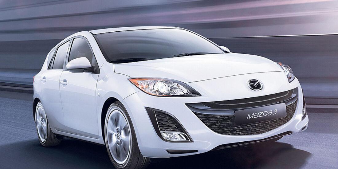 Mazda 3 Sondermodell 90th Anniversary