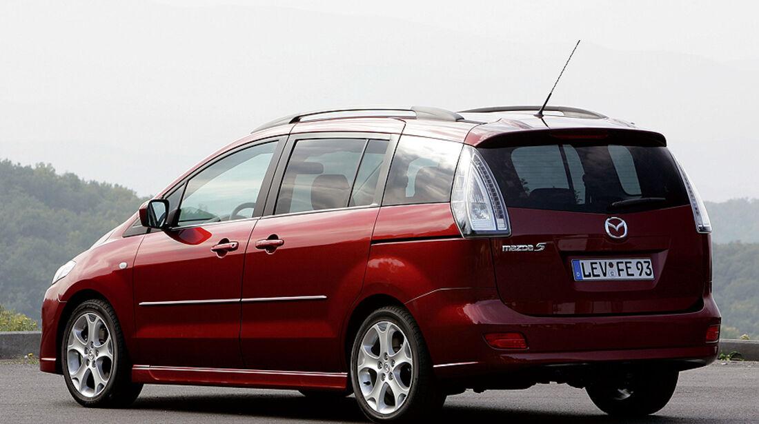 Mazda 5 Active plus Sondermodell