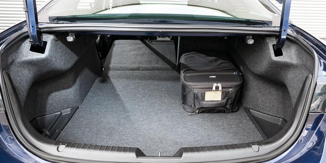 Mazda 6 2.0i, Kofferraum