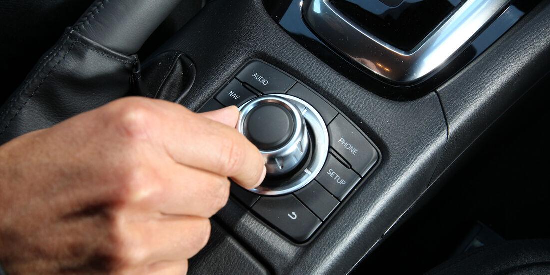 Mazda 6, Bedienelement