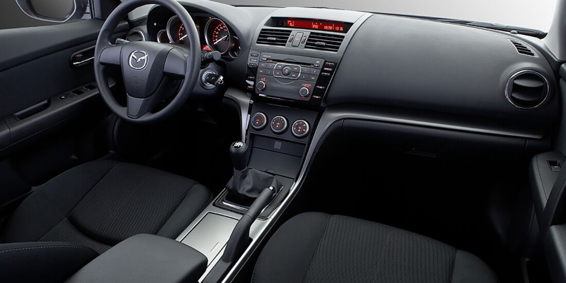 Mazda 6 Innenraum