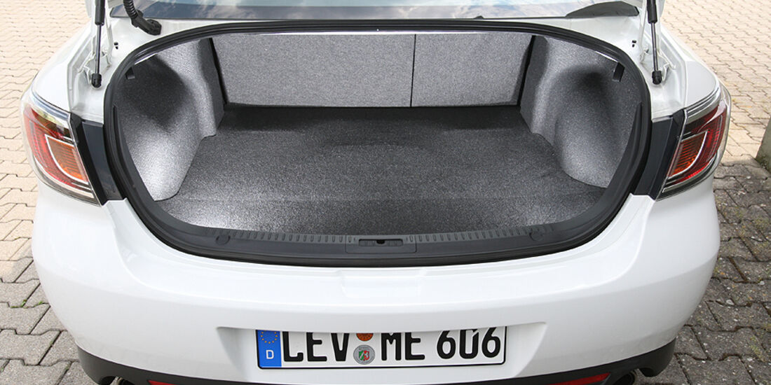 Mazda 6 Kofferraum