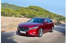 Mazda 6 Kombi, 07/2018, Facelift