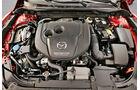 Mazda 6 Kombi D 150, Motor