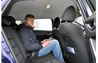 Mazda 6 Kombi, Fond, Rückbank