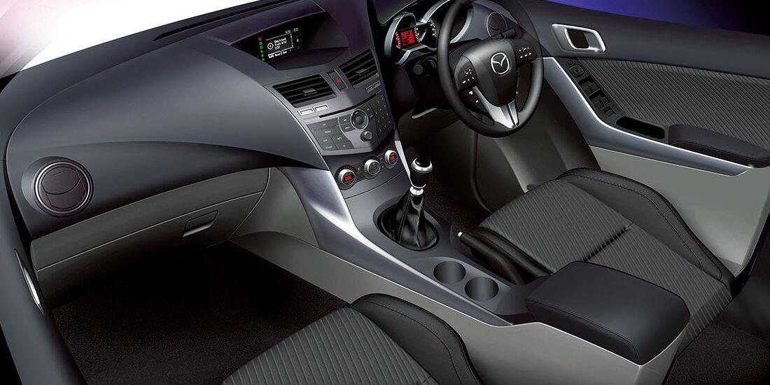 Mazda BT-50 Pickup Modelljahr 2016