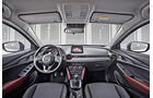 Mazda CX-3, Cockpit, Innenraum