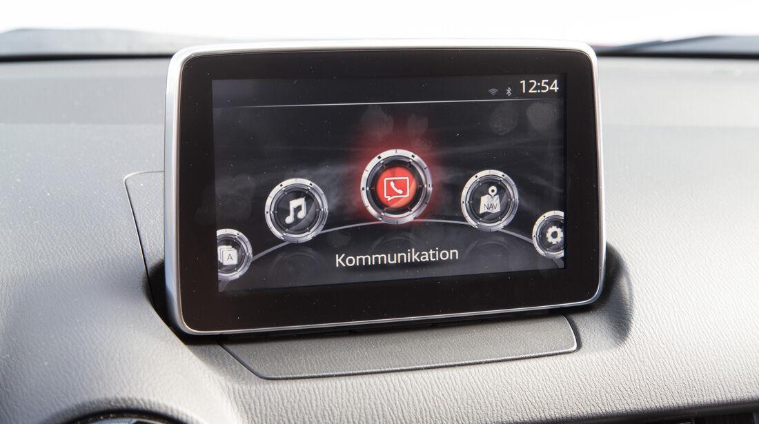 Mazda CX-3 D 105, Navi, Monitor