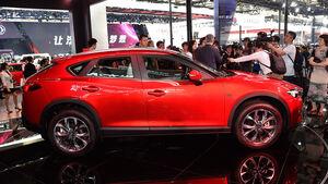 Mazda CX-4 Sperrfrist 24.4. 12.00 Uhr