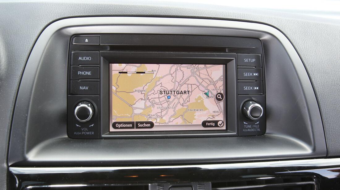 Mazda CX-5 2.0 Skyactiv-G AWD, Navi, Display