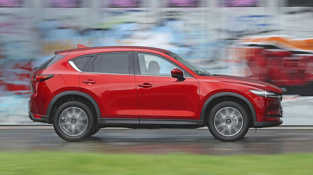 Mazda CX-5 D 175 AWD Sports-Line, Exterieur