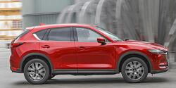 Mazda CX-5, Exterieur