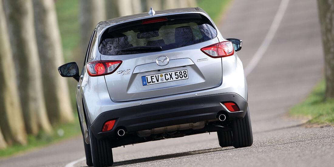 Mazda CX-5 Skyaktiv-D AWD Sports-Line