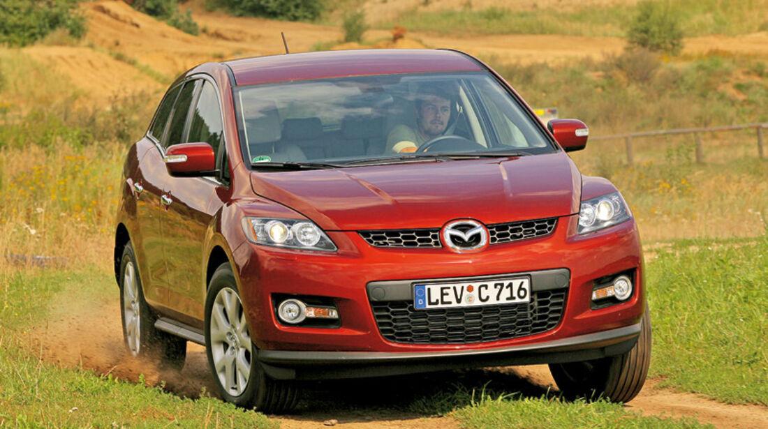 Mazda CX-7 2.3 MZR DISI