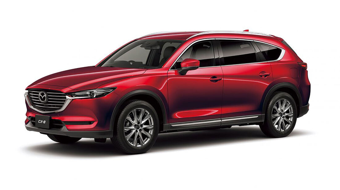 Mazda CX-8