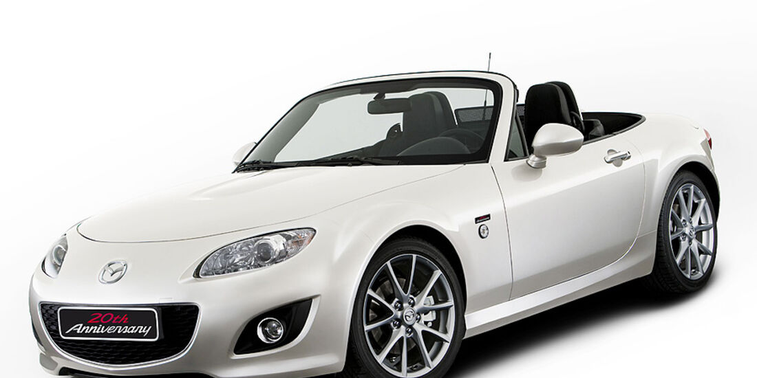 Mazda MX-5 20th Anniversary