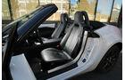 Mazda MX-5 G 131, Sitze