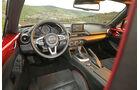 Mazda MX-5 G 160, Cockpit