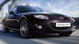 Mazda MX-5 Hamaki Sondermodell