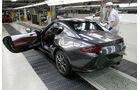 Mazda MX-5 RF, Heck, Werk