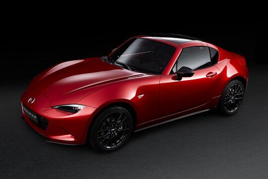Mazda MX-5 RF Ignition 11/2016