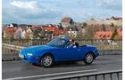 Mazda MX-5, Seitenansicht