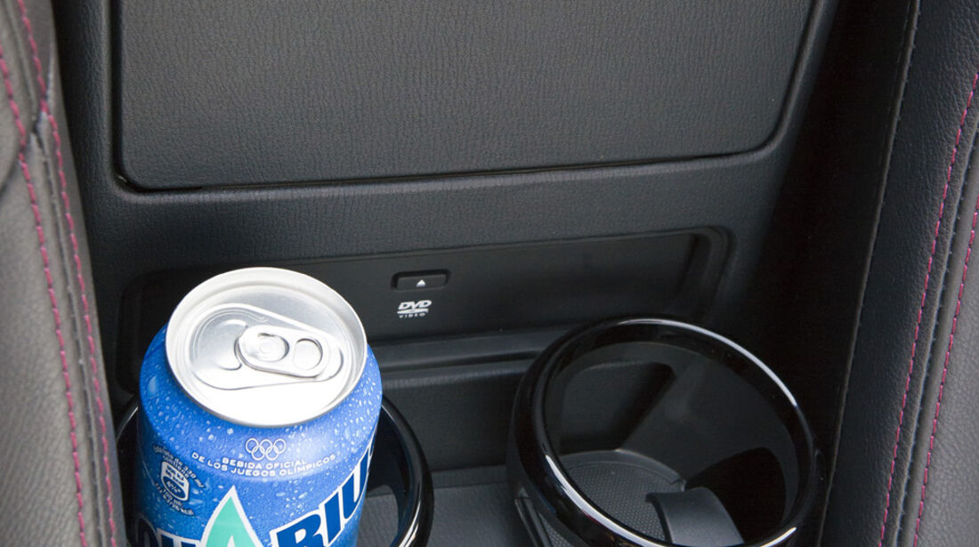 Mazda MX-5, ams, Fahrbericht, Becherhalter