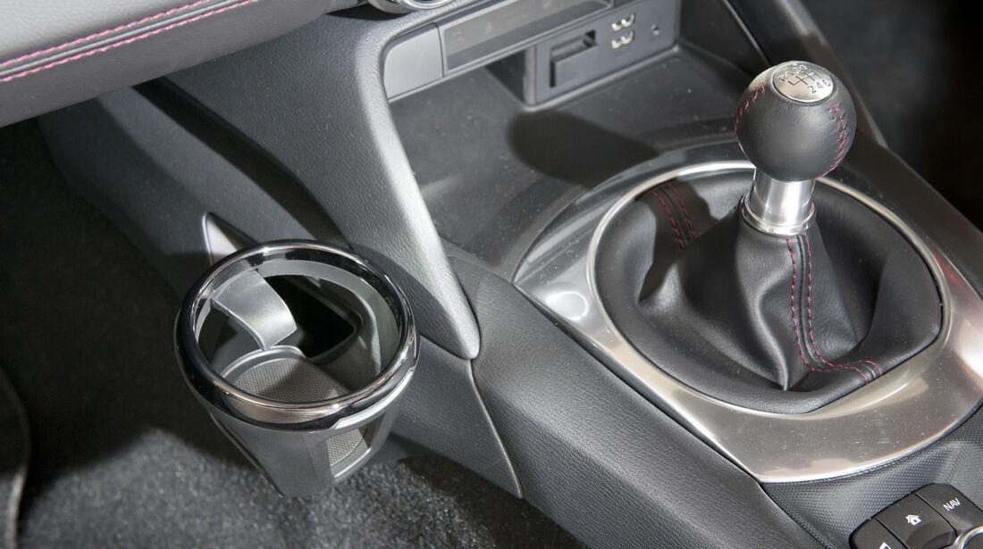 Mazda MX-5, ams, Fahrbericht, Gangschaltung