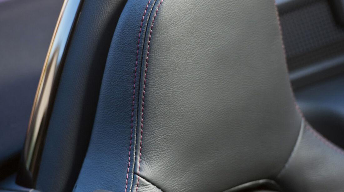 Mazda MX-5, ams, Fahrbericht, Sitz