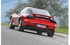 Mazda RX-7, Heckansicht