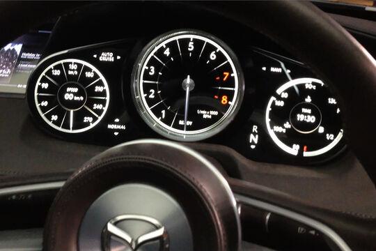 Mazda Vision Coupé Instrumente
