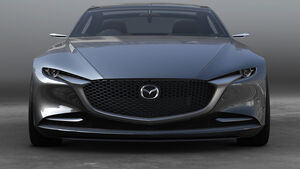 Mazda Vision Coupe Tokyo Motor Show 2017