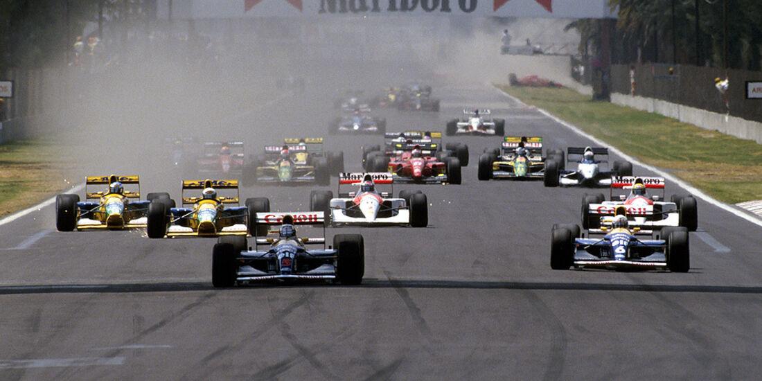 McLaren 1992