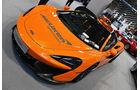 McLaren 570S - Autosport International - Birmingham - 2018