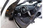 McLaren 650S Spider, Cockpit, Seitentüre