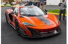 McLaren 675LT - Folientrends / Spezial-Lackierung - 2017