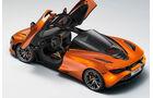 McLaren 720S Leaked Bloomberg
