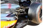 McLaren - Auspuff - Formel 1 2013