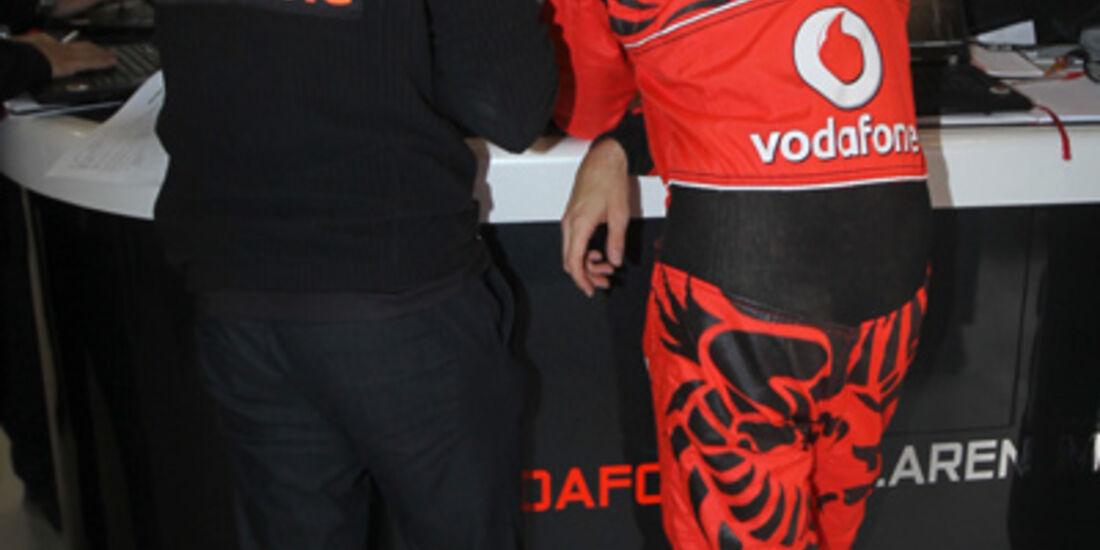 McLaren Boss - Overall GP China 2011