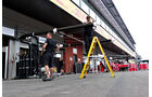 McLaren - Formel 1 - GP Belgien - Spa-Francorchamps - 19. August 2015