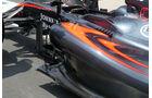 McLaren - Formel 1 - GP Brasilien- 12. November 2015