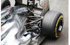 McLaren - Formel 1 - GP England - Silverstone - 7. Juli 2012