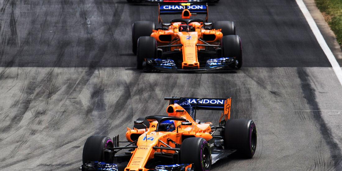 McLaren - Formel 1 - GP Kanada 2018