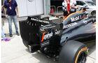 McLaren - Formel 1 - GP Malaysia - Donnerstag - 29.9.2016