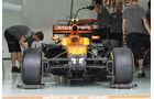 McLaren - Formel 1 - GP Malaysia - Sepang - 28. September 2017