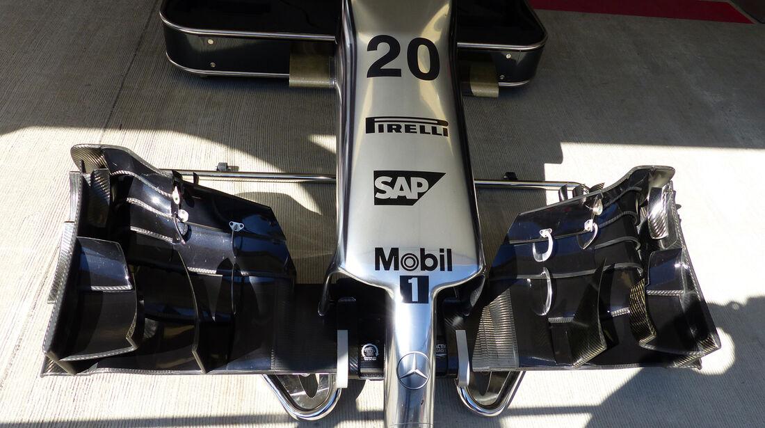 McLaren - Formel 1 - GP Russland - 10. Oktober 2014