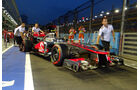 McLaren - Formel 1 - GP Singapur - 20. September 2012