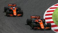 McLaren - Formel 1 - GP Spanien 2017