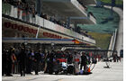 McLaren - Formel 1 - GP USA - Austin - 16. November 2012