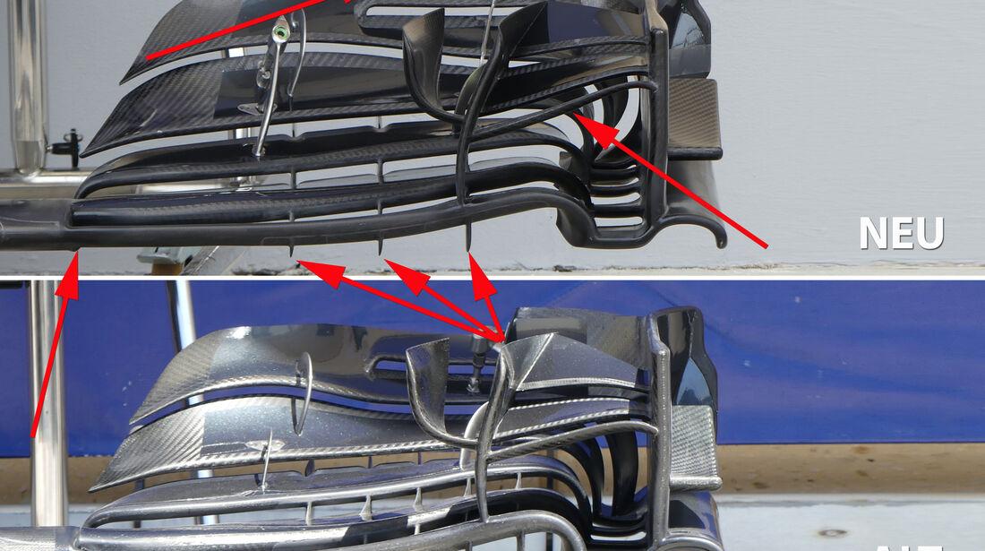 McLaren - Formel 1 - Technik - GP Bahrain 2016